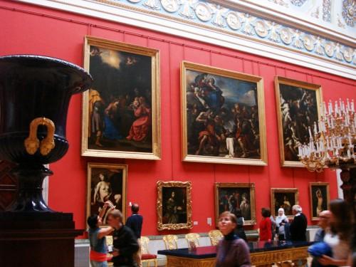 saint petersburg muze resimler