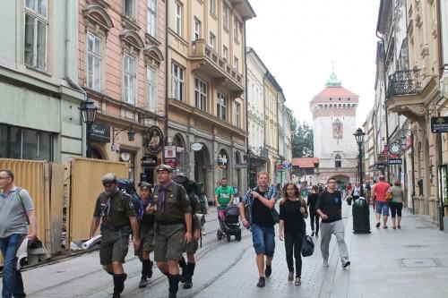 krakow askerler