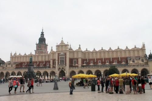 krakow market meydani