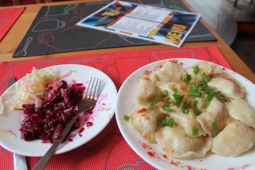 krakow yemek