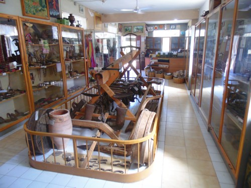 tahtakuslar muzesi