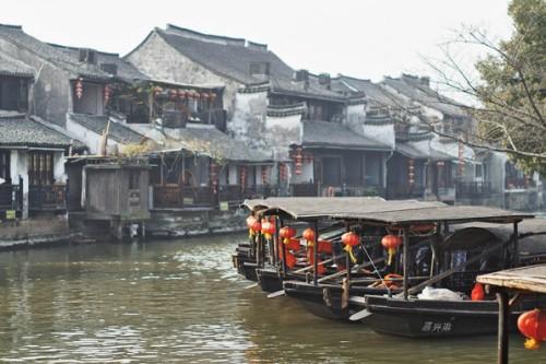 china xitang boats