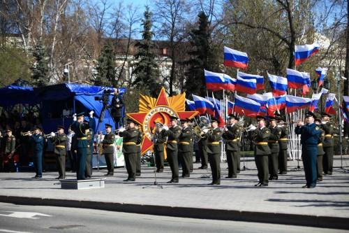 rusya zafer kutlamalari toren