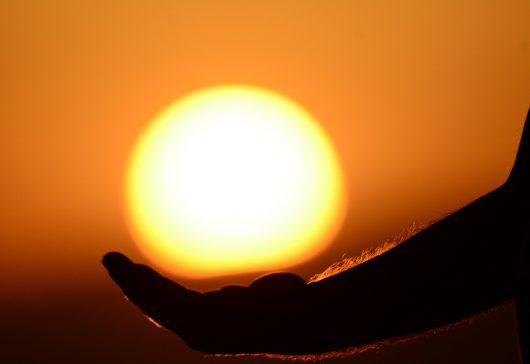İznik Gölü'nde Güneşi Yakala