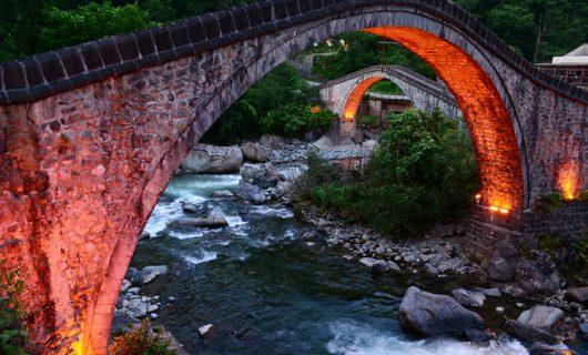 Ortacalar Kemer Köprüleri